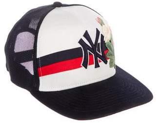Gucci 2018 NY Yankees Baseball Cap
