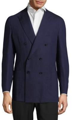 BrioniSolid Cashmere Jacket