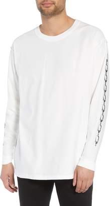 Represent Records Long Sleeve T-Shirt