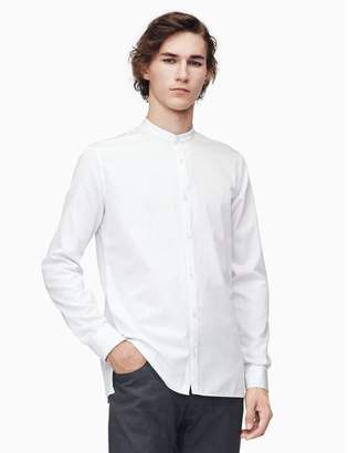 Calvin Klein slim fit yard stripe shirt