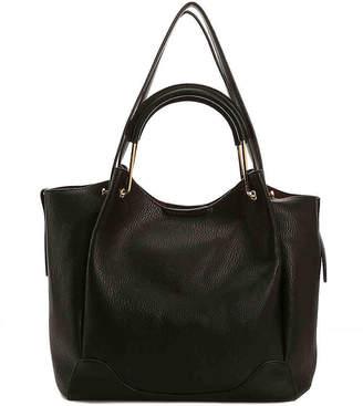 Sondra Roberts Faux Leather Shoulder Bag - Women's