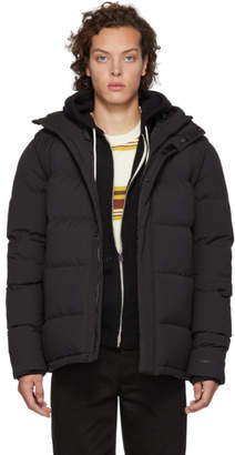 Norse Projects Black Willum Down Jacket