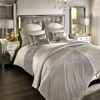 Kylie Minogue at Home - Omara Duvet Cover - Champagne - Double