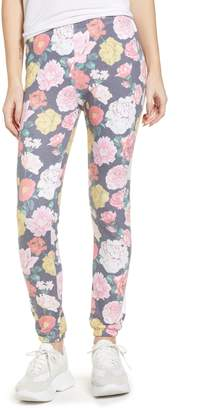 Wildfox Couture Knox - Queens Garden Jogger Pants