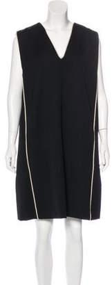 Lanvin Knee-Length Wool Dress w/ Tags