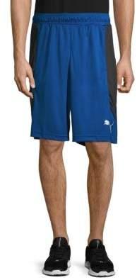 Puma Knit Athletic Shorts