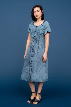 Sea Jocelyn Denim Dress
