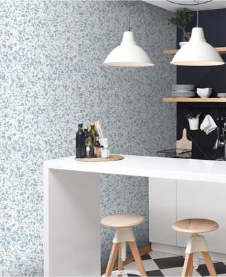 Graham & Brown Granito Blue Wallpaper