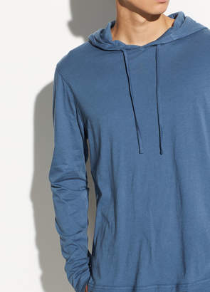 Double Layer Pullover Hoodie