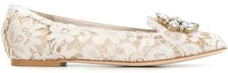 Dolce & Gabbana Vally ballerina flats