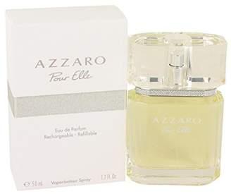 Azzaro Pour Elle By Eau De Parfum Spray Refillable 1.7 Oz