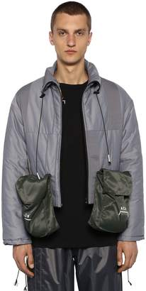 A-Cold-Wall* Puffer Jacket W/ Detachable Pockets