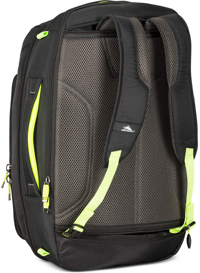 High Sierra AT8 Convertible Carry-On Duffel/Backpack