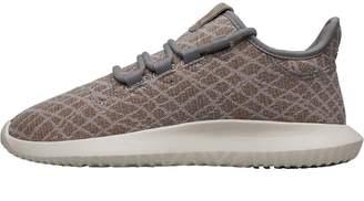 adidas Womens Tubular Shadow Trainers CH Solid Grey/CH Solid Grey/Raw Pink