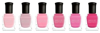 Deborah Lippmann 'Pretty in Pink' Nail Color Set (Limited Edition) $34 thestylecure.com