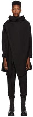 Julius Black Covered Mods Coat