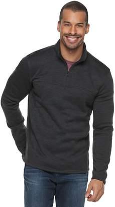 Apt. 9 Men's Modern-Fit Sweater Fleece Quarter-Zip Pullover