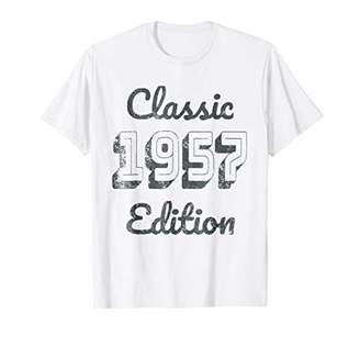 Classic 1957 Edition Tee - Funny 1957 Birthday Shirt