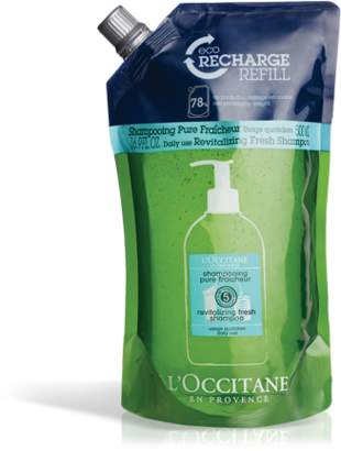 Aromachologie Fresh Revitalizing Shampoo Refill