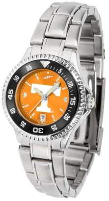 Suntime Tennessee Women's Competitor Steel AnoChrome Watch - Color Bezel