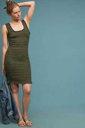 Akemi + Kin Sonya Smocked Dress