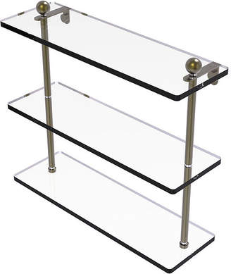 Sag Harbor ALLIED BRASS Allied Brass Collection 30 Inch DoubleTowel Bar
