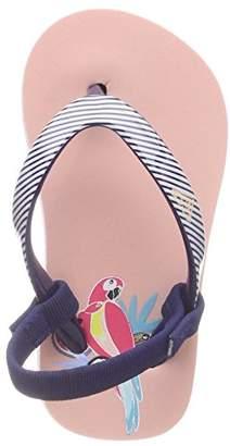 Roxy Baby Girls' Pebbles VI Sandals,9UK Child