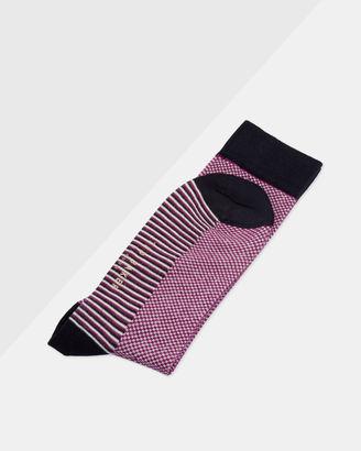 Contrast striped socks $15 thestylecure.com