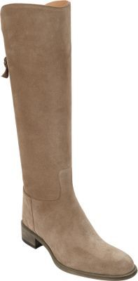 Sartore Crisscross-Strap Riding Boots