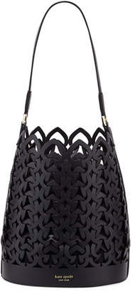 Kate Spade Dorie Medium Leather Bucket Bag