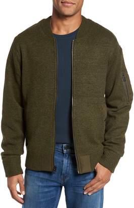 Schott NYC MA-1 Sweater Jacket
