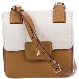 Prada Saffiano Cuir Crossbody Bag