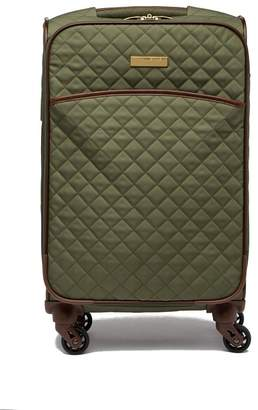 """Anne Klein Bellevue 25\"""" Expandable Spinner Suitcase"""