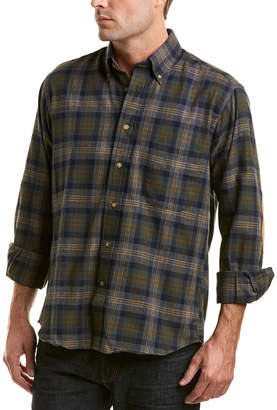 Bills Khakis Classic Fit Niantic Woven Shirt