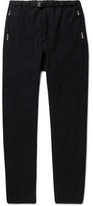 TAKAHIROMIYASHITA TheSoloist. Slim-Fit Tapered Fleece Sweatpants