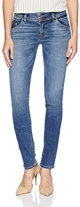 Hudson Jeans Women's Big and Tall Collin Midrise Skinny Supermodel Flap Pocket