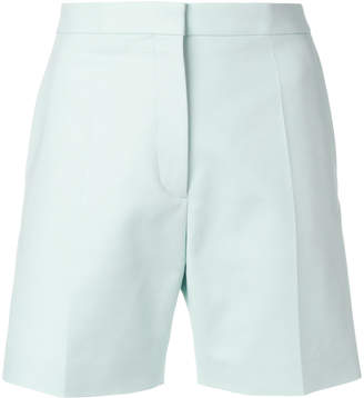 Rochas high-waisted tailored shorts