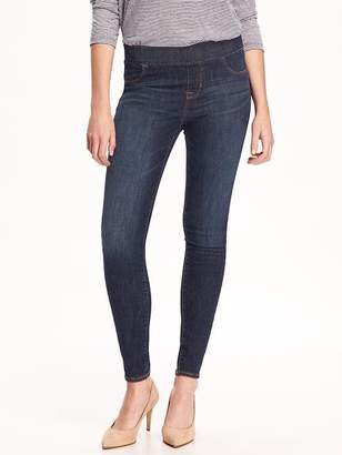 Old Navy Mid-Rise Rockstar Built-In Sculpt Jeggings for Women
