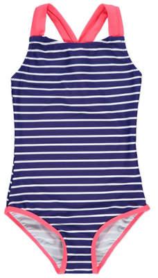 George Nautical Stripe Swimsuit