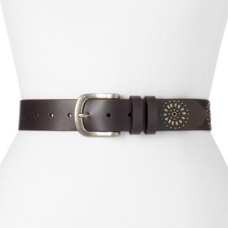 Lee Women's Floral Studded Belt