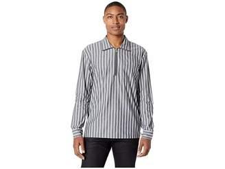 Wesc Banks Long Sleeve Woven Shirt Men's Clothing