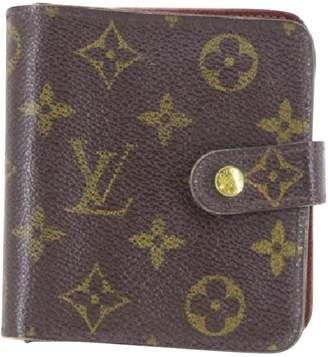Louis Vuitton Cloth wallet