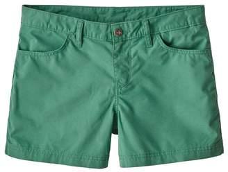 "Patagonia Women's Granite Park Shorts - 4"""