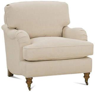 Robin Bruce Brooke Club Chair - Natural