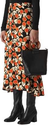 Whistles Dandelion Print Maxi Skirt