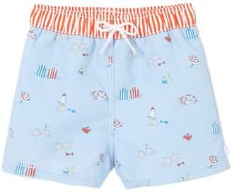 Jacadi Baby Boy's Lewis Drawstring Swim Shorts