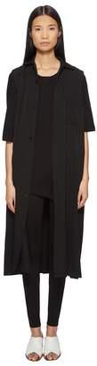Yohji Yamamoto Y's by U-B Fly Front Open Long Vest Women's Vest