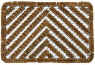 Rubber-Cal, Inc. Herringbone Boot Scraper