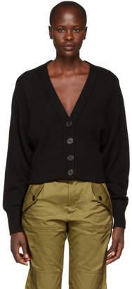 Chloé Black Cashmere Cardigan