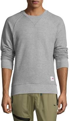 New Balance Men's My USA Ribbed Cotton Sweatshirt